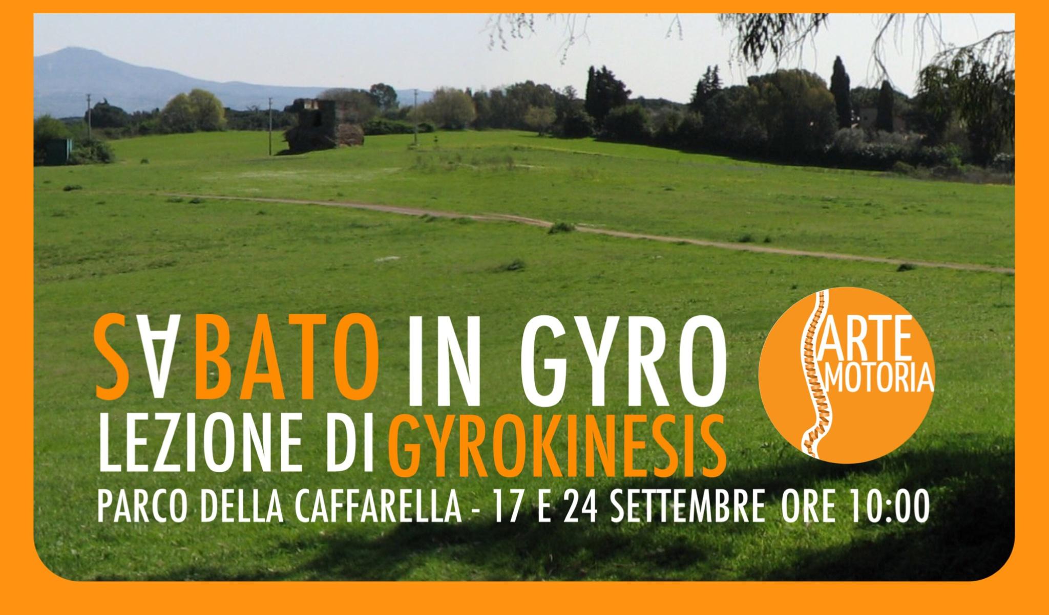 GYROKINESIS CAFFARELLA